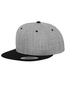 Heather Grey / Black