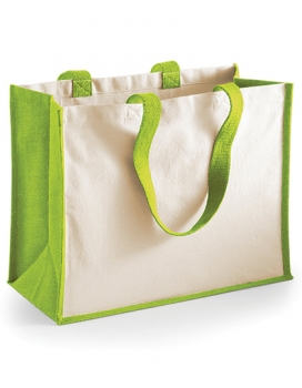 Westford Mill - Printers Jute Classic Shopper