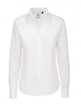 B&C - Twill Shirt Sharp Long Sleeve / Women