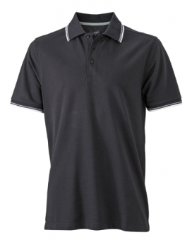 James & Nicholson -  Men´s Coldblack® Polo