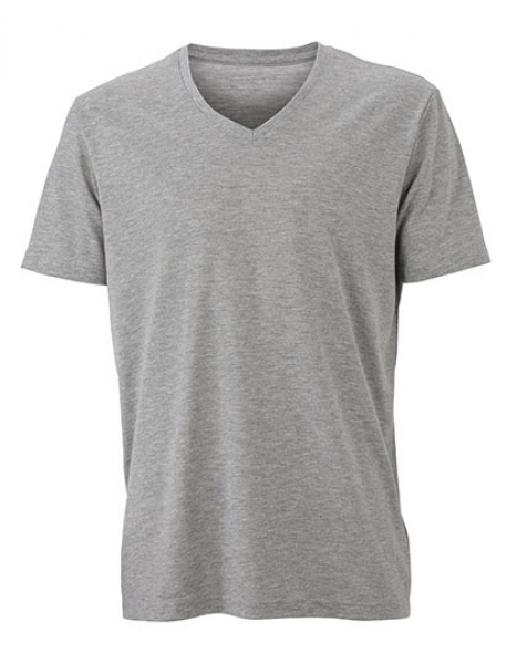 James & Nicholson - Men´s Heather T-Shirt