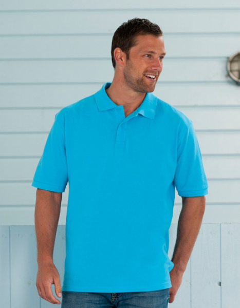 Russell - Men´s Classic Cotton Polo