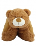 Mumbles - Zippie Bear Cushion