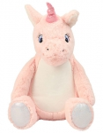 Mumbles - Pink Unicorn Zippie